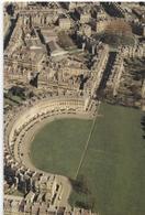 Bath - Panorama - Royal Crescent And The Circus - Bath Avon - Ed. J Hinde - Bath