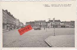 Tienen, Thienen, Tirlemont,Prachtkaart Grote Markt, Heel Speciale Hoek, COLLECTORS!!!!!!!! - Tienen