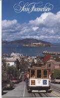 San Francisco - Cable Cars - See Powell And Market - Hyde Beach Fisherman's Wharf - Alcatraz - Panorama - San Francisco