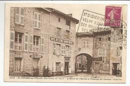 St-Didier-en-Velay (43) L'Hôtel De L'Etoile - Saint Didier En Velay
