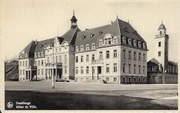 DUDELANGE  -  HÔTEL DE VILLE   Edit. Marcel Gehlen,Luxembourg - Cartes Postales