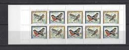 Féroé: Carnet 311  ** -  Oiseaux Migrateurs - Féroé (Iles)