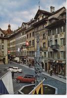 Luzern Altstadt - Weinmarkt - See Lots Of Shops - Ed. J Koch - LU Lucerne