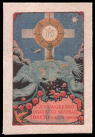 ITALIA - Erinnofilo - X° Congresso Eucaristico Nazionale - Loreto 1930 - Erinnofilia
