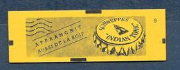 Carnet MARIANNE DE BRIAT N° 2614-C4 ** SCHWEPPES COTE 12 € - Carnets