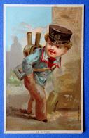CHROMO ..LITH. BOGNARD....SANS TEXTE.........LE GAZIER - Vieux Papiers