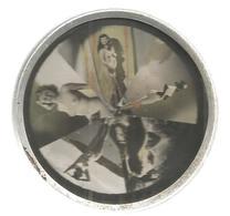 Miroir De Poche ,illustré , PIN UPS , PIN UP , 5 Femmes Nues , érotique , 2 Scans , Frais Fr 2.75 E - Accessoires