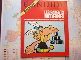 Le Nouveau Candide Revue Des Années Soixantes N°348 Semaine Du 25 Au 31 Décembre 1967 Dernier Numéro - Allgemeine Literatur