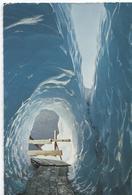 1965 Rhônegletsjer Eisgrotte - Grotte De Glace, Glacier Du Rhône - Ed. J Geiger - - VS Valais