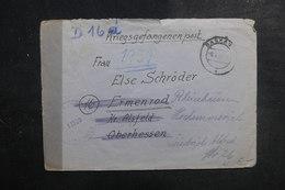 ALLEMAGNE - Enveloppe De Dachau Avec Contrôle Postal Américain,  à Voir - L 39492 - Allemagne
