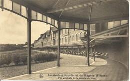 FLERON - Sanatorium Provincial De Magnée - Vue Générale De La Galerie De Cure - Oblitération De 1931 - Fléron