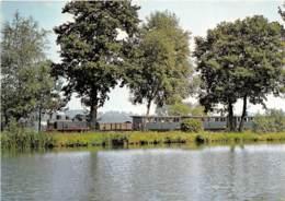 Chemin De Fer Touristique De La Vallée De La Doller - La Rame PALAVAS - Trains
