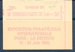 Carnet Fermé SABINE N° 2154-C1a Gomme Mate - Conf 8 ** Cote 34€ - Carnets