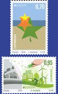 LUXEMBOURG 2035 Ecologie, Europa - Europa-CEPT