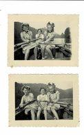Petites Photo Spa Le Lac 1943 Ecrite - Places