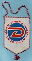 """Fanion (Club De Tir) - SOCIEDAD DEPORTIVA """"DINAMO"""" CAPITAN SAN LUIS - CUBA 1983 - Sports"""