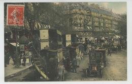 PARIS - IIème Arrondissement - Boulevard Des Italiens (omnibus ) - Paris (02)