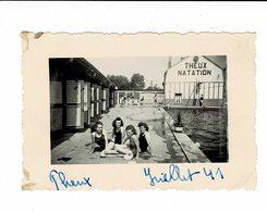 Petites Photo Theux Piscine 1941 - Places