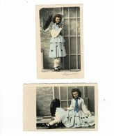 Photo Colorisee Mode1946 1 Ecrite - Anonymous Persons