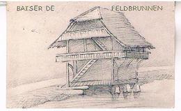 SUISSE  BAISER  DE FELDBRUNNEN  TBE  SU173 - SO Solothurn