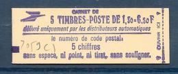 Carnet Fermé SABINE N° 2059-C1 - Sans Conf ** Cote 9€ - Carnets