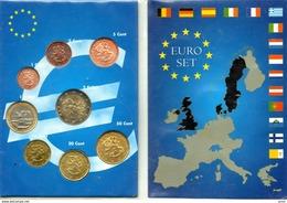 3944 - Vente Enchere Flash 48 H Mise A Prix 1€ Collection Set Euro Finlande 2007 8 Pièces - Finlande