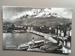 Luzern Mit Pilatus - LU Lucerne