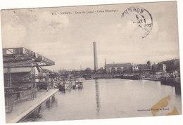 Prix Fixe - Nancy - 1918 - Gare Du Canal - Usine Electrique # 3-19/15 - Nancy