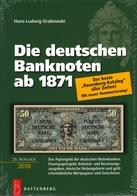 Die Deutschen Banknoten Ab 1871, 21. Auflage Neu - Literatur & Software