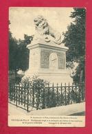 C.P. Mussy-la-Ville = Monument 1914-1918 - Musson