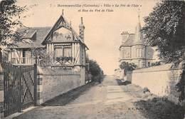 """HERMANVILLE - Ville """"Le Pré De L'Isle"""" Et Rue Du Pré De L'Isle - France"""