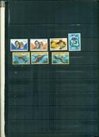 COCOS NOCES CARLO-DIANA -75 SCOUTS-NOEL 84 7 VAL NEUFS A PARTIR DE 0.75 EUROS - Kokosinseln (Keeling Islands)