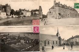 INGRANDES   ( 49 ) - Lot De 11 Cpa - Frankrijk