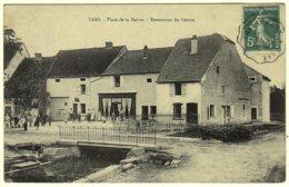 70 - B19350CPA - VARS - Restaurant Du Centre , Place De La Mairie - Partiellement Decollee - Assez Bon état - HAUTE-SAON - Non Classés