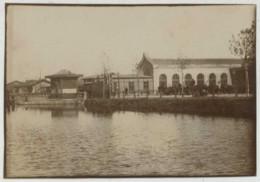 Toulouse . Canal Du Midi Et Gare . Attelages . Citrate Circa 1900 . - Photographs