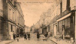 LE LION D' ANGERS ( 49 ) - Grande Rue - Frankrijk