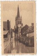CP-JEN: Louvain - Vue Sur La Dyle Et Tour De L'Eglise Sainte-Gertrude. - Leuven