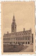 CP-JEN: Louvain - Bibliothèque De L'Université Façade Principale. - Leuven