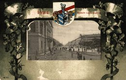 SZEGED KOSSUTH LALOS SUGARU BLASON - Hongrie