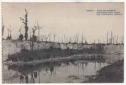 CP-JEN: Ypres - Abris Des Remparts. - Ieper