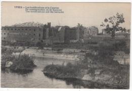 CP-JEN: Ypres - Les Fortifications Et La Caserne. - Ieper