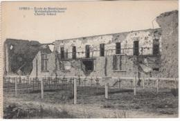 CP-JEN: Ypres - Ecole De Bienfaisance. - Ieper