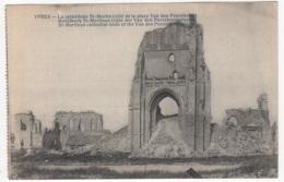 CP-JEN: Ypres - La Cathédrale St-Martin. - Ieper
