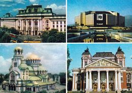 1 AK Bulgarien * Sehenswürdigkeiten In Der Hauptstadt Sofia * - Bulgarien