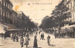 Tunis - Avenue De France - Tunisie