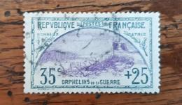 FRANCE Yvert N° 152 Oblitéré. Obliteration D'époque - France