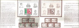 V) 1985 MEXICO, 175TH ANNIVERSARY OF MEXICO'S INDEPENDENCE, FDB - Mexico