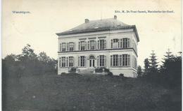 WONDELGEM : Kasteel De Cooremans - Cachet De La Poste 1907 - Gent