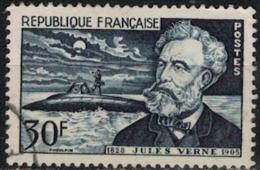FRANCE Yvert N° 1026 Oblitéré. Pasteur - Usati