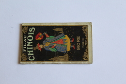 Calendrier Petit Format 1923 Fil Au Chinois More Dole    7,5cm X 4,4 Cm  4 Petites Pages - Calendarios